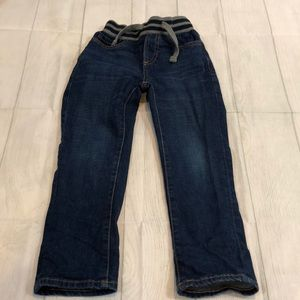 Gap Pull On Skinny Jeans with Elastic Waist SZ XS